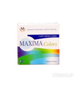 خرید لنز رنگی فصلی ماکسیما
