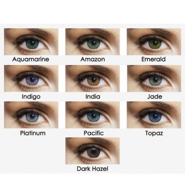 لنز رنگی بوش اند لومب SofLens
