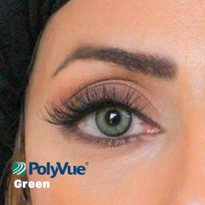 لنز سبز برند پلی ویو
