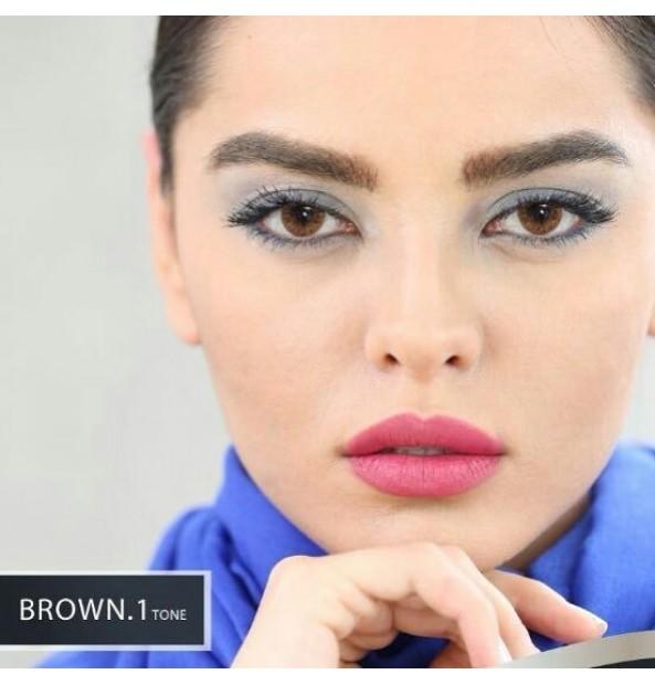 لنز رنگی سالانه مارشال پرتی آیز Pretty Eyes