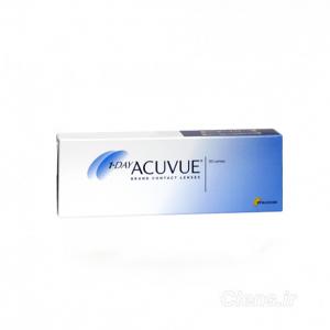 لنز طبی روزانه جانسون Acuvu 1-Day