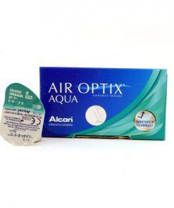 لنز طبی سیباویژن ایراپتیکس Air Optix Aqua