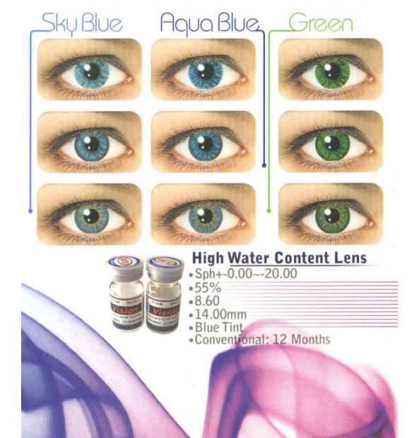لنز رنگی آرین Aryan