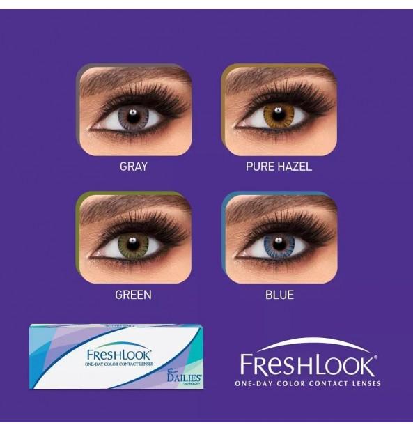 لنز رنگی فرشلوک Freshlook