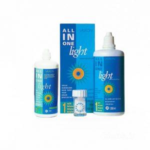 محلول لنز سافلون لایت LIGHT