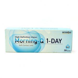 لنز طبی روزانه مورنینگ کیو Morning Q 1-Day