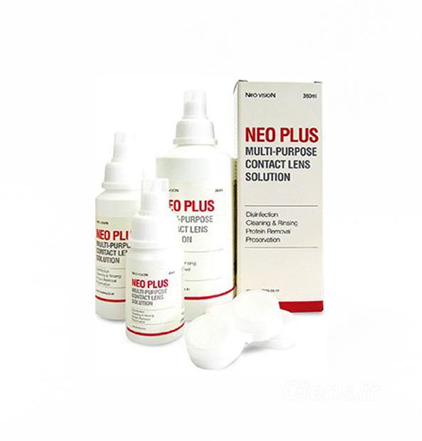 محلول لنز نئو پلاس Neo Plus