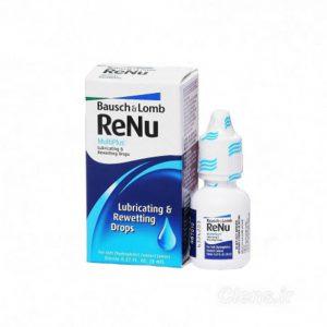 قطره مرطوب کننده لنز رنیو ReNu Multi Plus