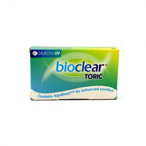 لنز آستيگمات فصلی سافلون Sauflon Bioclear