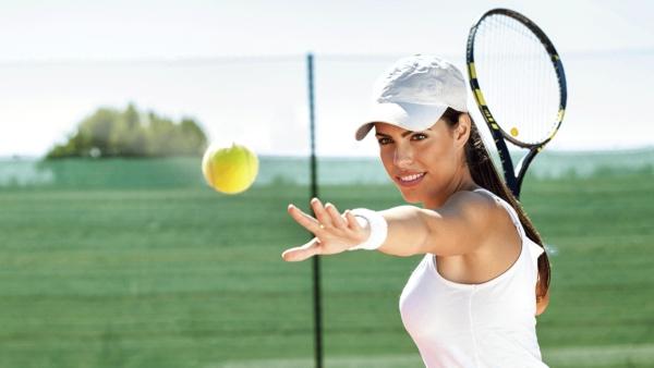 لنز طبی و ورزش کردن