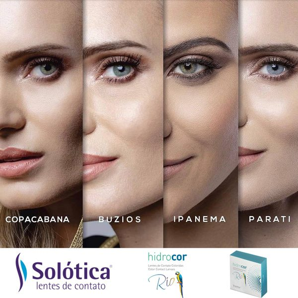 خرید لنز سولوتیکا سری جدید ریو