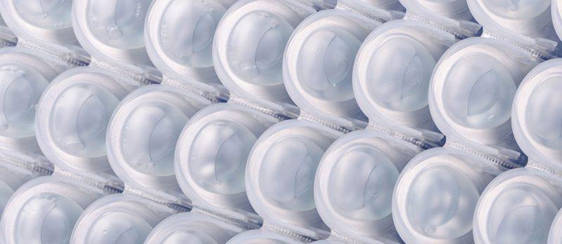 خرید لنز روزانه یکبار مصرف