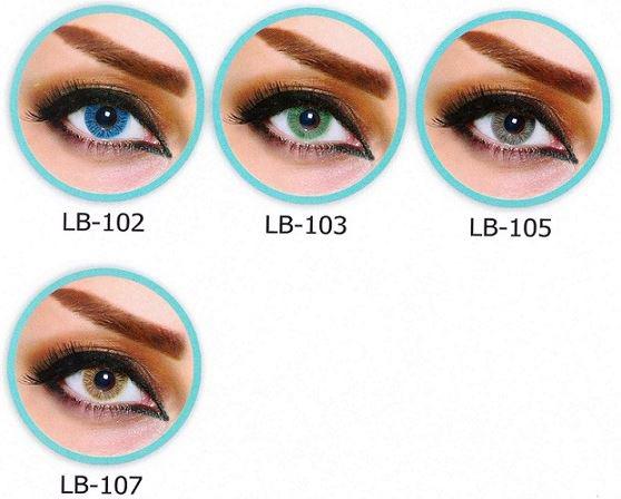 خرید لنز رنگی سالانه کلیر ویژن - 5