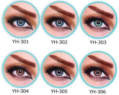 خرید لنز رنگی سالانه کلیر ویژن - 1