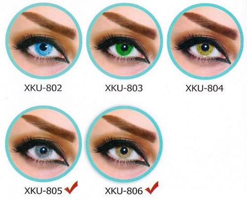خرید لنز رنگی سالانه کلیر ویژن - 2